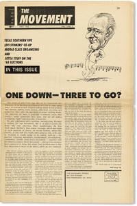 image of The Movement - Vol.4, No.4 (May, 1968)