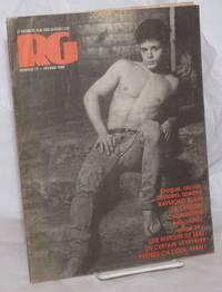 image of Le magazine RG: le mensuel gai Québécois; numéro 77, Février 1989: Raymond Blain