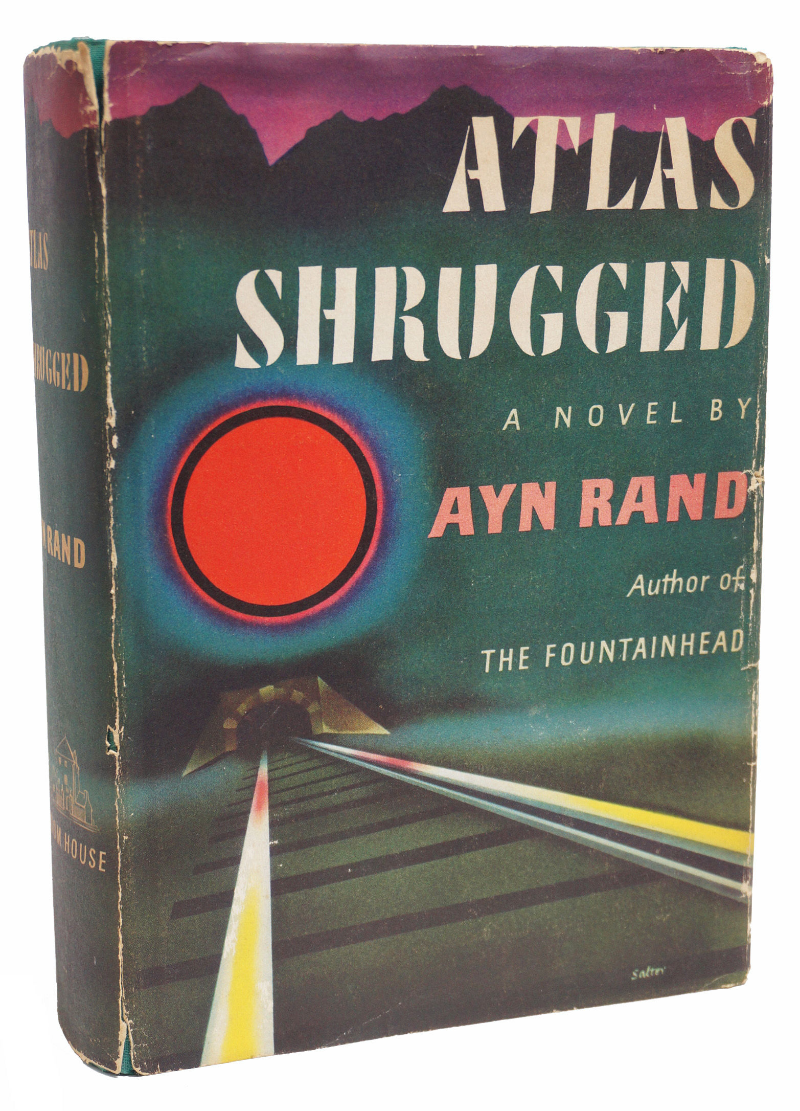 ayn rand atlas shrugged essays The guardian - back  the new age of ayn rand:  started giving each other copies of atlas shrugged in the 80s was that rand seemed to grant intellectual heft to.