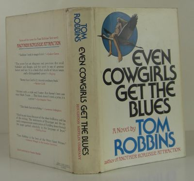 Houghton Mifflin, 1976. 1st Edition. Hardcover. Very Good/Very Good. An excellect very good first ed...