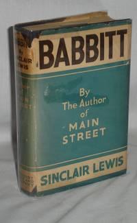 babbitt by sinclair lewis essay