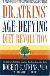 image of Dr. Atkins Age Defying Diet Revolution