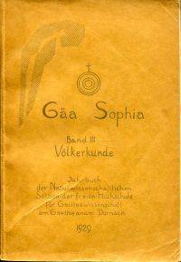 Gäa-Sophia.