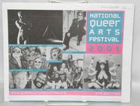 National Queer Arts Festival: June 2001, calendar of events [Annie Sprikle cover photo]