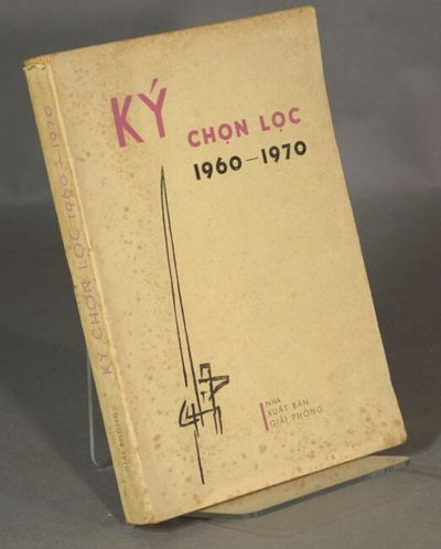 : Giai Phóng, 1970. First edition, 8vo, pp. 149, ; original white pictorial wrappers (soiled), so...