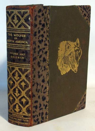 Washington, DC: The American Wildlife Institute, 1944. First Edition. Limited Edition Very good+ in ...