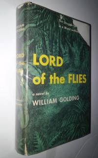 The Lord of the Flies by William Golding - First - 1955 - from PostLiterate Books  and Biblio.com