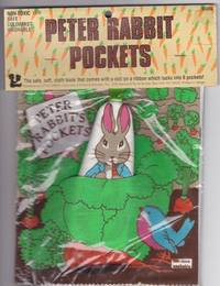 Peter Rabbit's Pockets - comes with Doll on a Ribbon