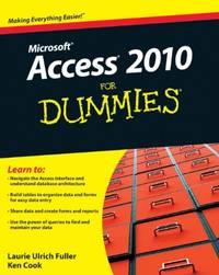 Access 2010 For Dummies(r)