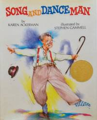 Song and Dance Man by Karen Ackerman - Ist ed / 2 pr - 1988 - from HuckFinn Collections and Biblio.co.uk