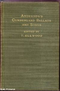 Anderson's Cumberland Ballads and Songs