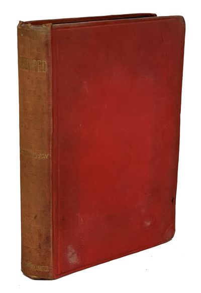 London: Cassell & Company, 1886 First edition, first issue. Original publisher's red cloth, with the...
