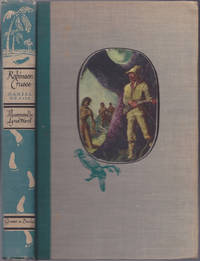The Life and Strange Surprising Adventures of Robinson Crusoe (Illustrated Junior Library)