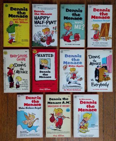 Greenwich CT: Fawcett Publications (Fawcett Crest Books). Very Good+. 1960s. Various printings. Soft...