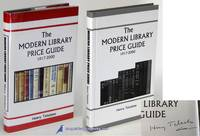 Modern Library Price Guide 1917-2000 (Second Revised Edition, in signed  hardcover with dust jacket)