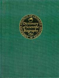 image of Dictionary of Scientific Biography: Volumes 7 & 8 - Iamblichus to Macquer