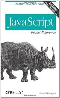 image of JavaScript Pocket Reference