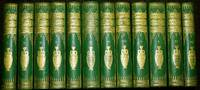 The Works of Shakspere [Shakespeare]. Dramatic and Poetical with an Account of his Life and Writings. Twelve Volume Set. Knight's cabinet edition with additional notes