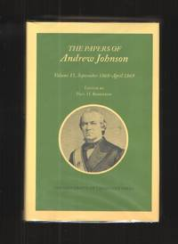 image of Papers Andrew Johnson Vol 15 September 1868-April 1869 (Utp Papers Andrew  Johnson)