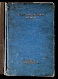 William Jackson Palmer: Pathfinder and Builder