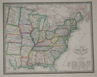 (Map of the USA): Map of the United States of North America