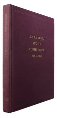 Bookbinding and the Conservation of Books