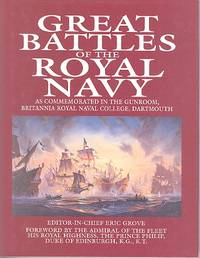 Great Battles of the Royal Navy - As Commemorated in the Gun Room , Britannia  Royal Naval College, Dartmouth.