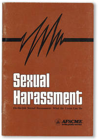 image of Sexual Harrassment. On-the-Job Sexual Harassment: What the Union Can Do