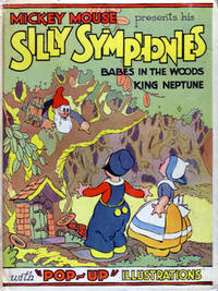 Silly Symphonies Babes in The Woods, King Neptune