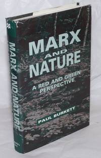 image of Marx and nature, a red and green perspective
