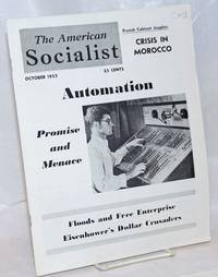 The American Socialist. Volume 2 Number 10 October 1955