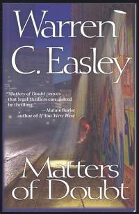 Matters Of Doubt: A Cal Claxton Oregon Mystery