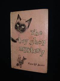 image of The Toy Shop Mystery