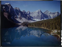 Office du Tourisme Canadien (Collection of 20 original slides and color transparencies documenting Alberta, Canada, 1972)