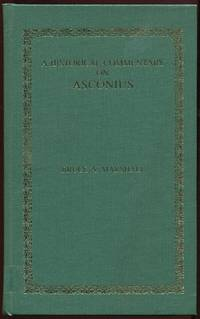 A Historical Commentary on Asconius