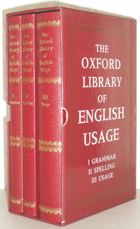 The Oxford Library of English Usage - 3 Volumes in Slipcase