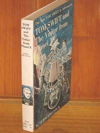 Tom Swift and the Visitor from Planet X by Victor Appleton II - Hardcover - 1961 - from Shiny Owl Books and Biblio.com