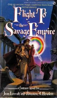 Flight to Savage Empire (Savage Empire #4)