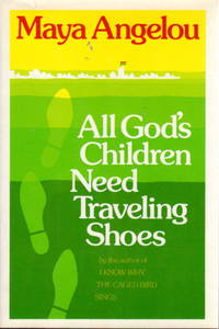 image of ALL GOD'S CHILDREN NEED TRAVELING SHOES.