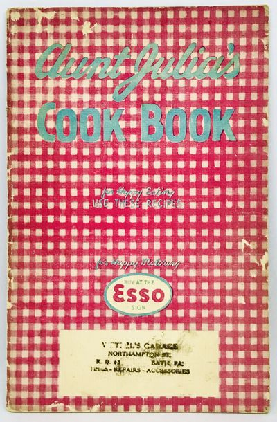 Aunt Julia's Cook Book