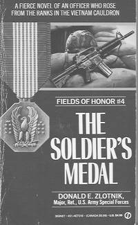 Fields of Honor #4: The Soldier\'s Medal