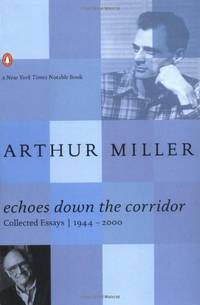 Echo down the corridor collected essay 1944 2000 buy geography papers