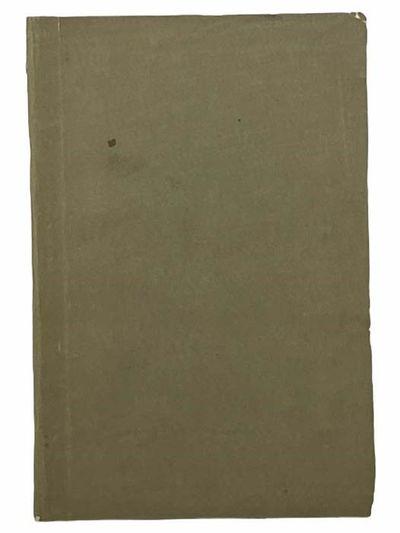 Edinburgh: Printed for G. Hamilton & J. Balfour, W. Gray & W. Peter, 1757. Soft Cover. Very Good. Fi...