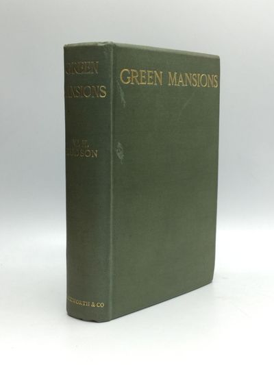 London: Duckworth & Co, 1904. First Edition. Hardcover. Very good. In the second state binding, with...