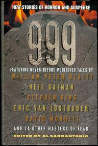 image of 999: New Stories of Horror and Suspense