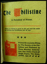 image of The Philistine: A Periodical of Protest Volume XV