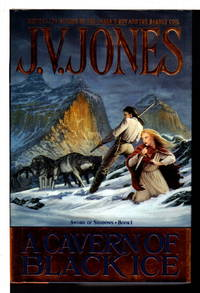 image of A CAVERN OF BLACK ICE: Sword of Shadows, Book One.