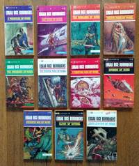 "The Complete Martian Series (""Authorized Edition"" paperbacks)"