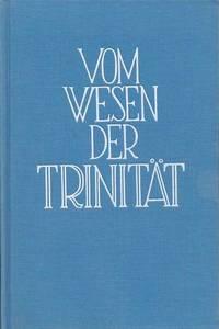 image of Vom Wesen der Trinität