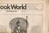 image of Book World: the Washington Post - April 29, 1973 Huey Newton,  Revolutionary Suicide (Cover)